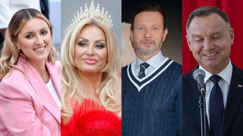 Radosław Majdan i Andrzej Duda są równolatkami. Zobaczcie, które gwiazdy są w tym samym wieku (ZDJĘCIA)
