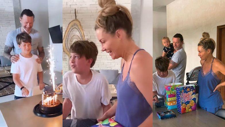 """Małgorzata Rozenek świętuje urodziny syna w Meksyku: """"Tadeusz! Królu! STO LAT!"""""""