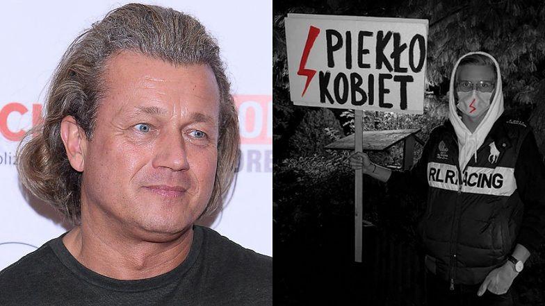 """Jarosław Jakimowicz wyrozumiale o strajkującym synu: """"To jest BUNT MŁODEGO CZŁOWIEKA"""""""