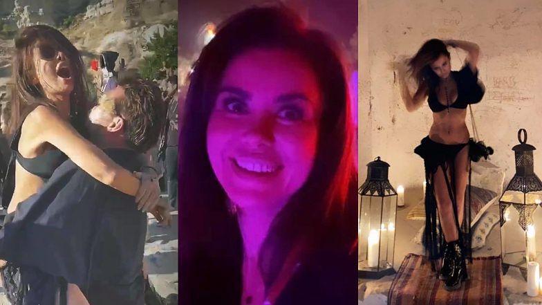 """Natalia Siwiec świętuje 38. urodziny, penetrując TURECKĄ GROTĘ: """"Czuję się SPEŁNIONA"""" (ZDJĘCIA)"""