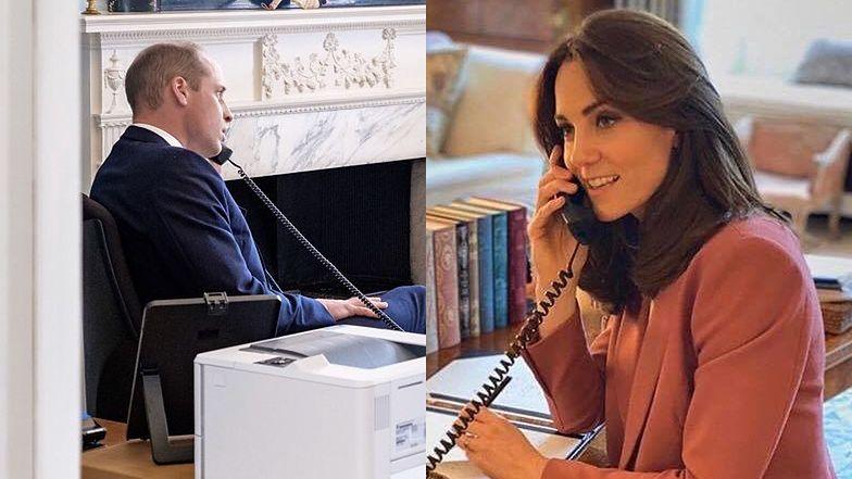 """Książę William i Kate Middleton walczą o zdrowie psychiczne Brytyjczyków: """"Możemy się przygotować na to, co nadchodzi"""""""
