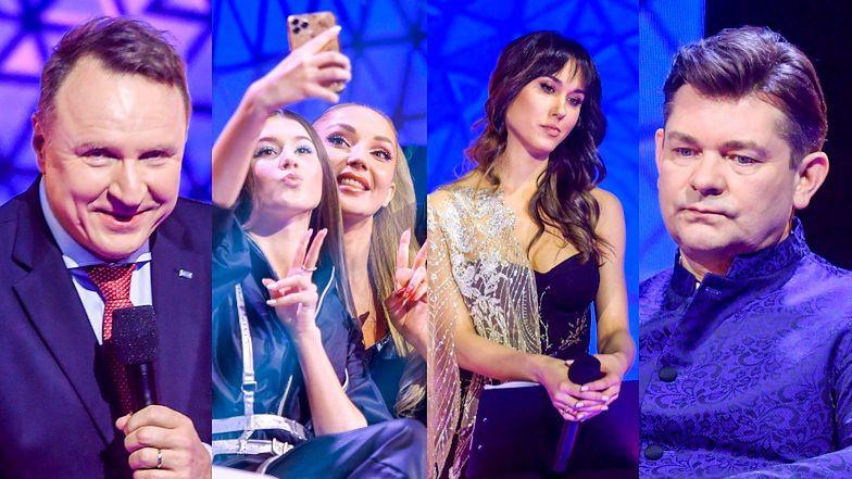 """Zenek Martyniuk, Roxie Węgiel, Cleo i inni na konferencji """"Sylwestra Marzeń z Dwójką"""""""