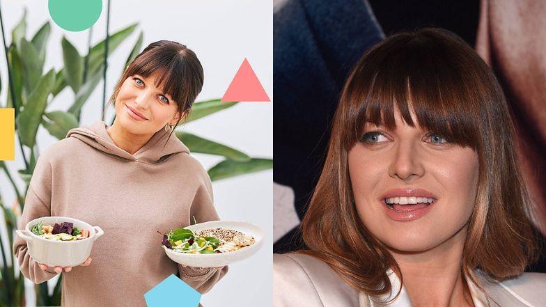 """Anna Lewandowska potwierdza otwarcie firmy cateringowej i przekazuje 5 TYSIĘCY POSIŁKÓW dla lekarzy: """"Chcę działać i pomagać"""""""