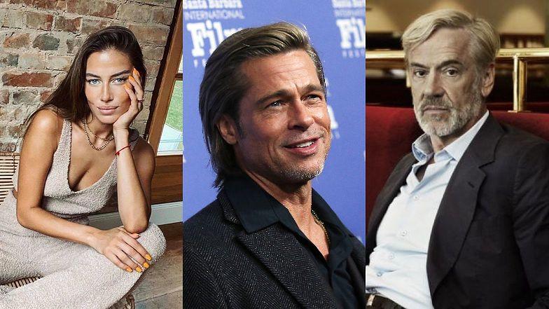 """Mąż kochanki Brada Pitta sprzedaje w swojej restauracji wino pochodzące z winiarni gwiazdora! """"Rolanda nie interesuje ZAZDROŚĆ"""""""
