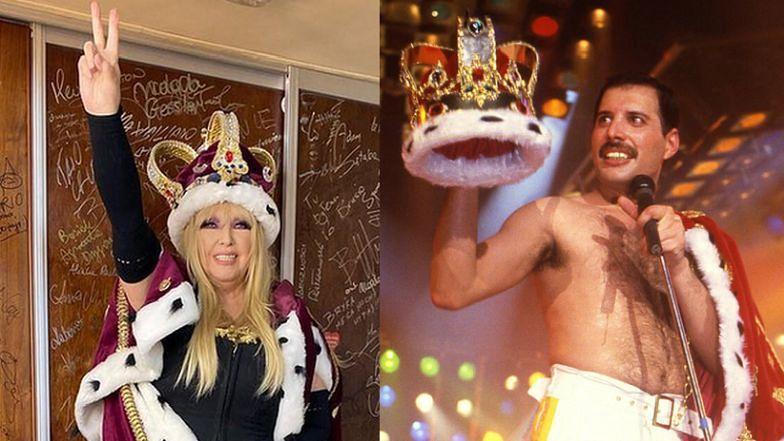 Maryla Rodowicz czy Freddie Mercury?