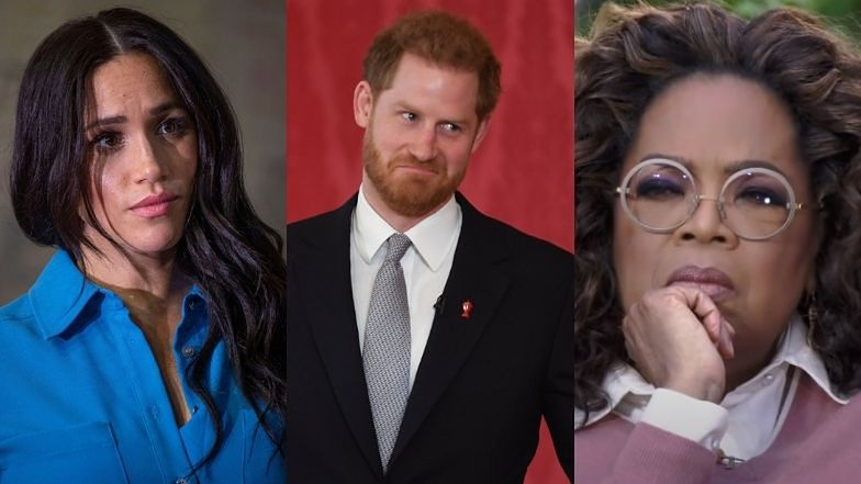 Książę Harry i Meghan Markle KŁAMALI podczas rozmowy z Oprah Winfrey? (ZDJĘCIA)