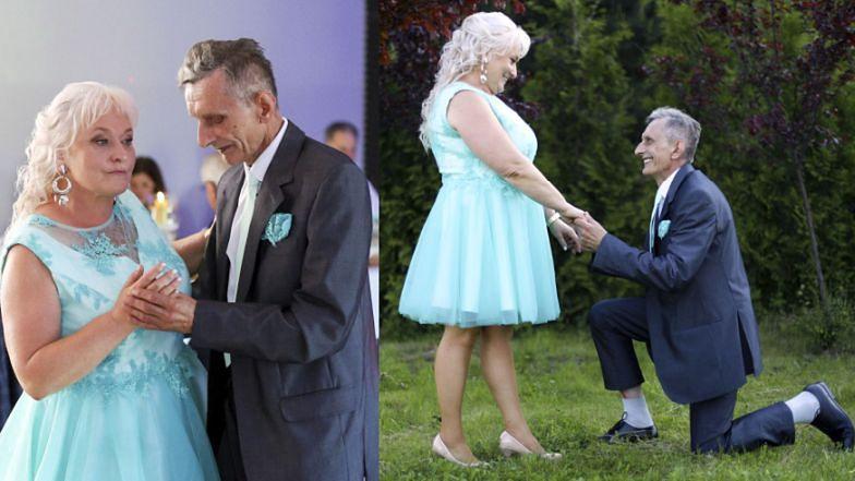 """Adam z """"Sanatorium miłości"""" wziął ślub! """"Kocham Martę. Wkrótce zaczniemy lepsze życie"""" (ZDJĘCIA)"""