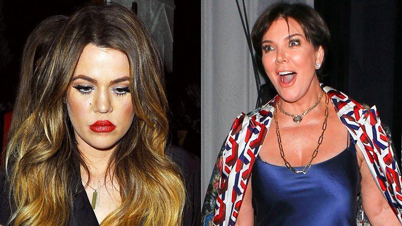 """Khloe Kardashian pod naciskiem matki  zdecydowała się ZAMROZIĆ JAJECZKA: """"Zrobię to, żebyś się odczepiła"""""""