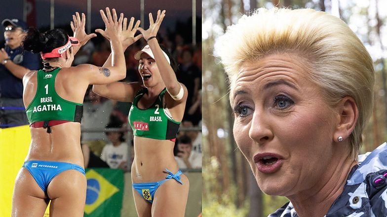 Tokio 2020. Na Igrzyskach Olimpijskich wystąpił duet... AGATHA/DUDA