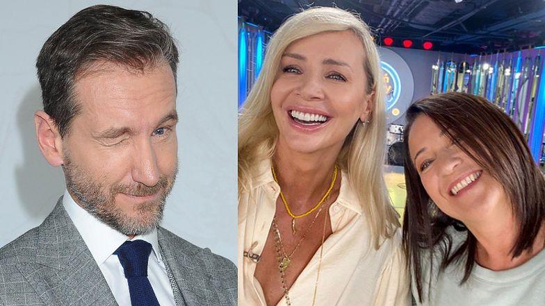 """Piotr Kraśko gratuluje nowym prowadzącym """"DDTVN"""", porównując je do... wokalistek zespołu ABBA! """"Od tamtej pory nie było takiego duetu"""""""