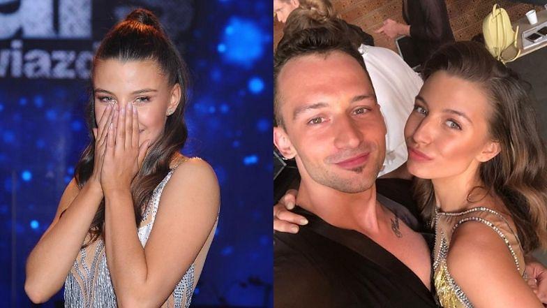 """TYLKO NA PUDELKU: Kamil Kuroczko walczy o względy Julii Wieniawy, trenując ją do """"TzG"""": """"Bardzo mu się podoba. Liczy na COŚ WIĘCEJ"""""""