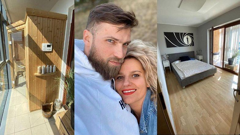 Zofia Zborowska i Andrzej Wrona wystawiają swój apartament do wynajęcia. Chcielibyście tam zamieszkać? (ZDJĘCIA)