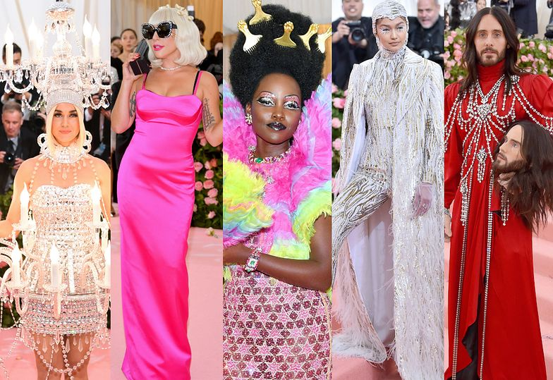 Gala MET 2019: Lady Gaga w czterech kreacjach, Katy Perry jako żyrandol , Jared Leto z obciętą głową