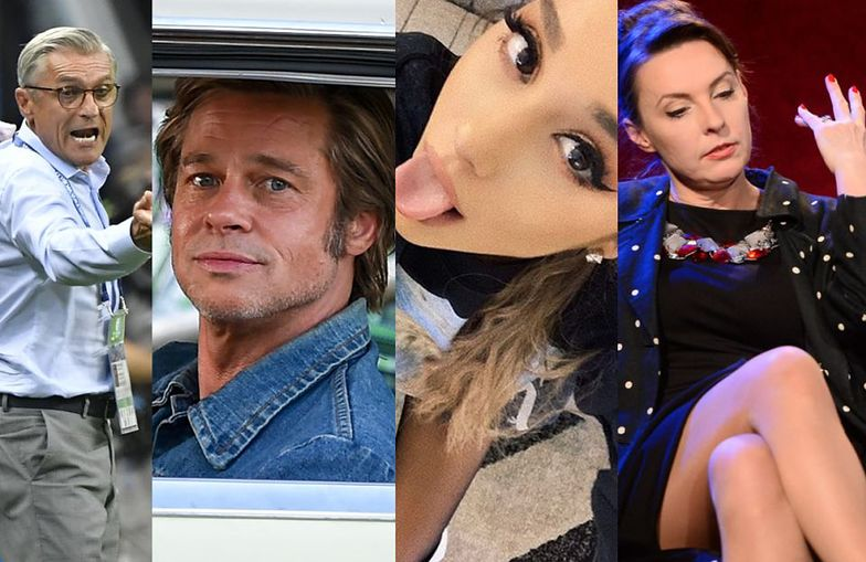 Brad Pitt nosi talizman, a Ariana Grande wierzy w duchy...