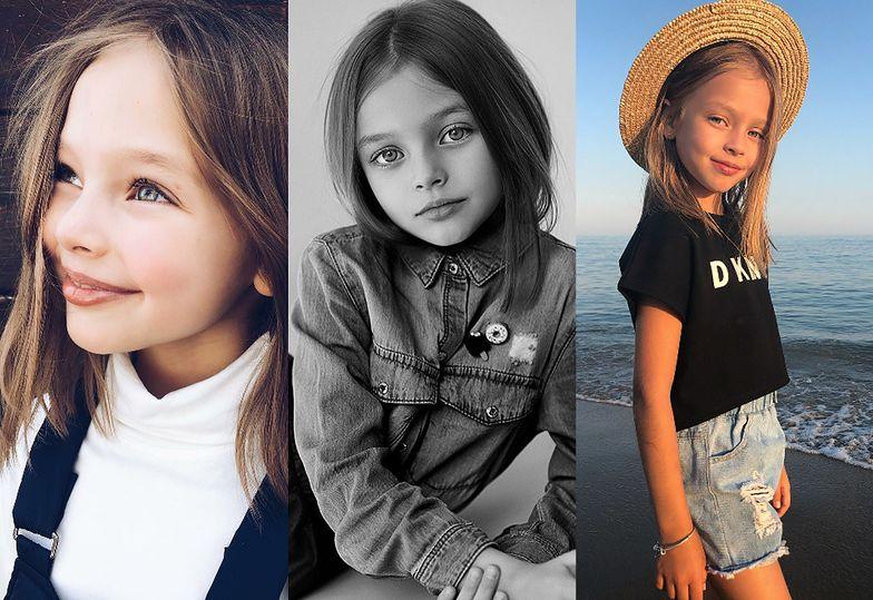 Oto Anna Pavaga, nowa gwiazda dziecięcego modelingu