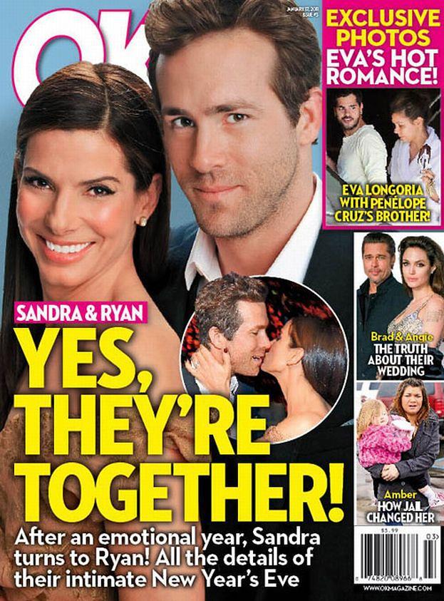 Sandra Bullock i były mąż Scarlett są parą!