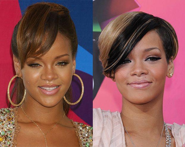 Rihanna ZOPEROWAŁA SOBIE NOS?!