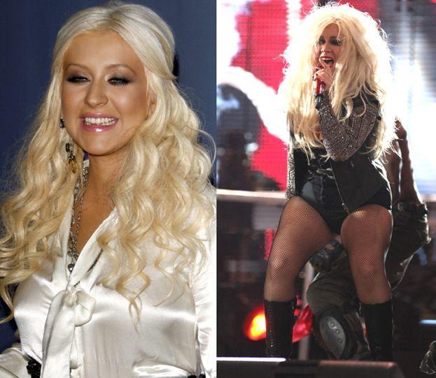 """Aguilera: """"KOCHAM MOJE KRĄGŁOŚCI!"""""""