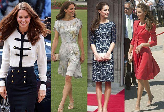 """""""Kate nie będzie ikoną mody, ONA TYLKO KOPIUJE"""""""