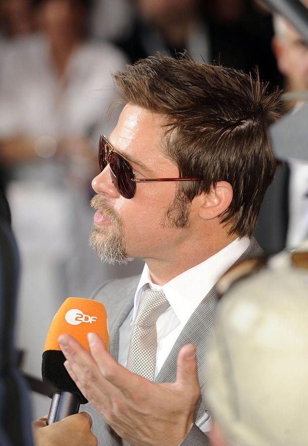 Brad Pitt rzuca aktorstwo! CHCE ZOSTAĆ... POLITYKIEM!