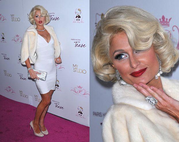 Paris jako Marilyn Monroe...