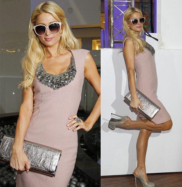 Paris Hilton odbiera honory w Polsce! (ZDJĘCIA + FILMY)
