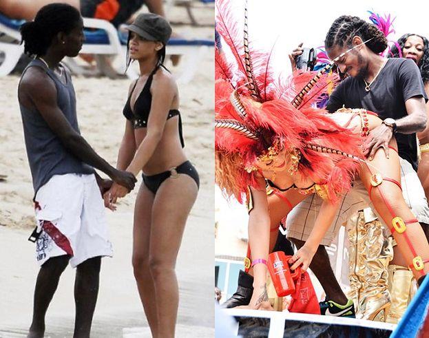 Rihanna wróciła do byłego faceta?