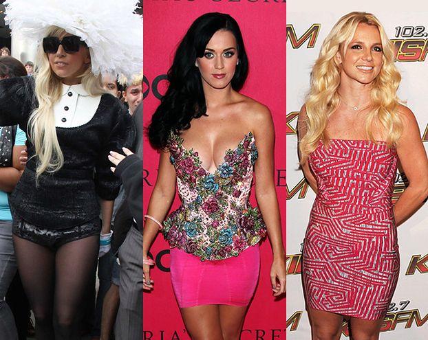Gaga, Katy i Britney ZAKAZANE W CHINACH!