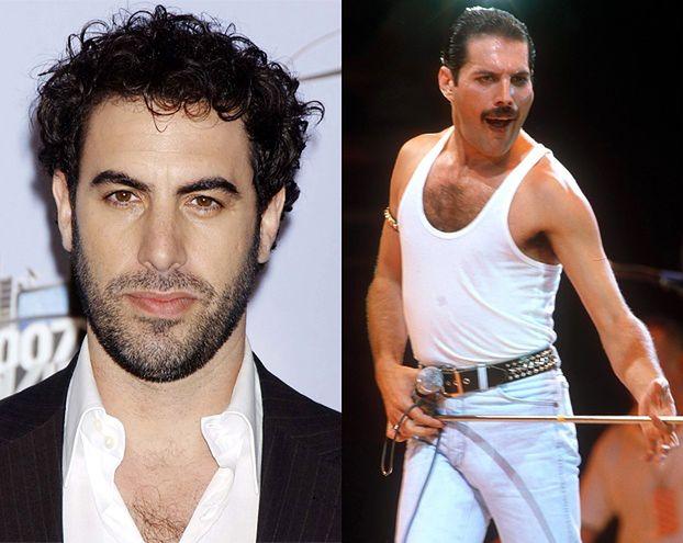 """""""Borat"""" zagra Freddiego Mercury'ego!"""