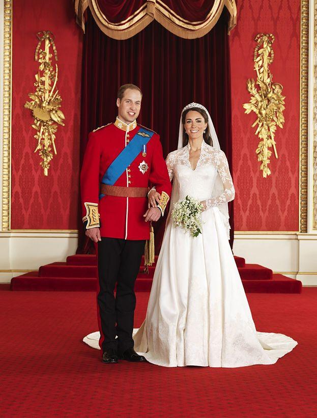 Oficjalne portrety Kate i Williama!