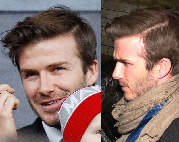 Nowa fryzura Davida Beckhama! (ŁADNA?)
