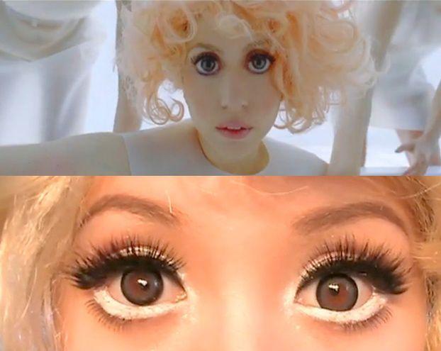 """UWAGA! Przez """"soczewki Lady GaGi"""" MOŻNA OŚLEPNĄĆ!"""