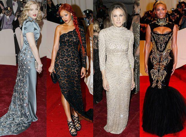 Gwiazdy na Met Gala w Nowym Jorku (ZDJĘCIA)