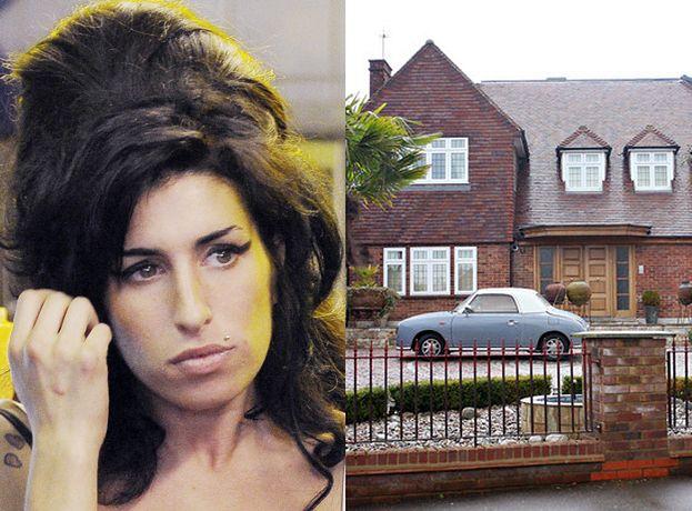 Znajomi OKRADLI DOM Amy Winehouse!