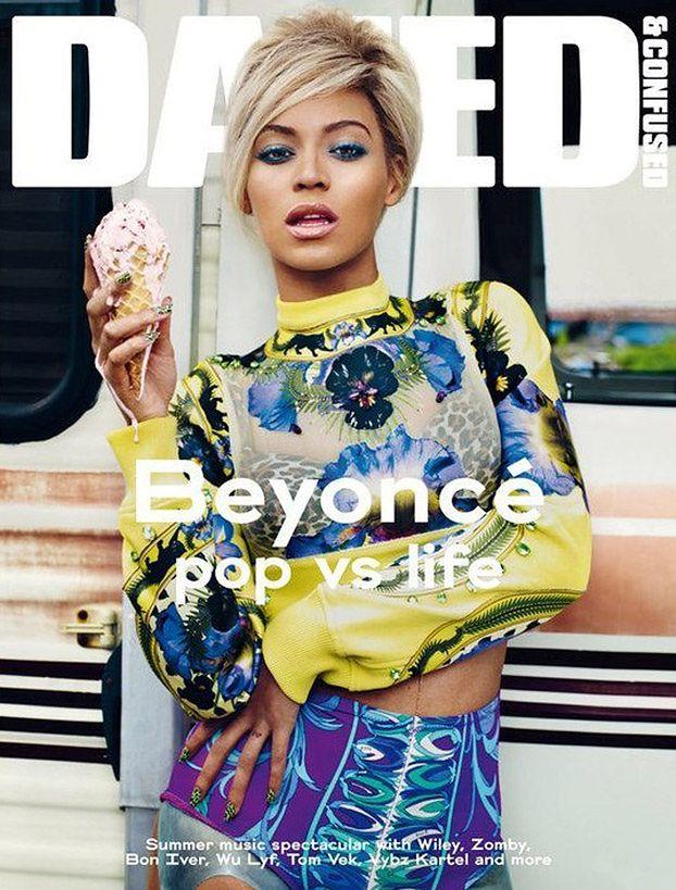 Beyonce została blondynką!