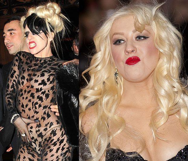 """Aguilera o Gadze: """"Nie wiem, jak ona w ogóle stała się sławna!"""""""