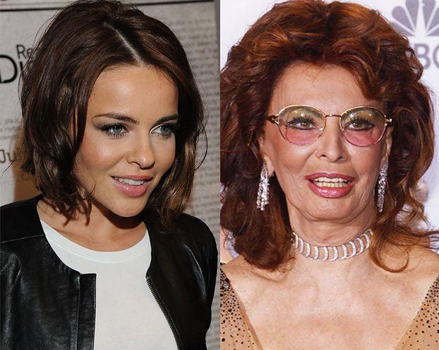 """Herbuś: """"Sophia Loren mnie wyściskała!"""""""