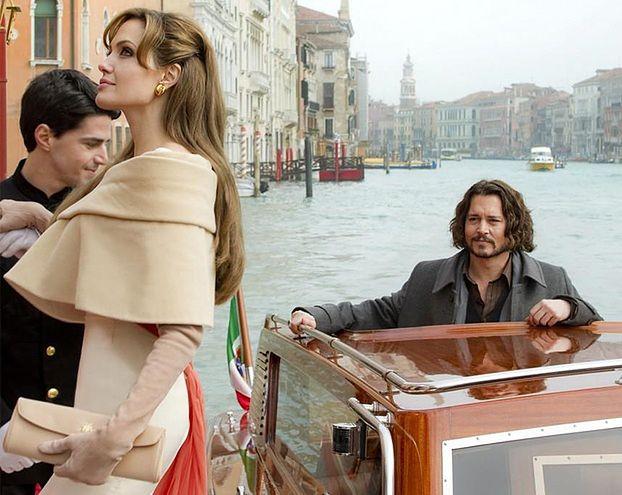 Film Jolie i Deppa ma szansę na Oscara?