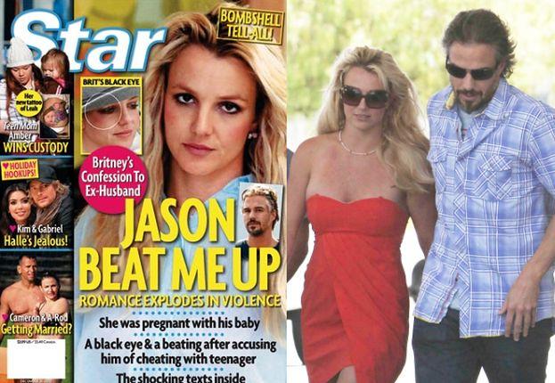 """""""Britney była bita przez swojego faceta!"""""""
