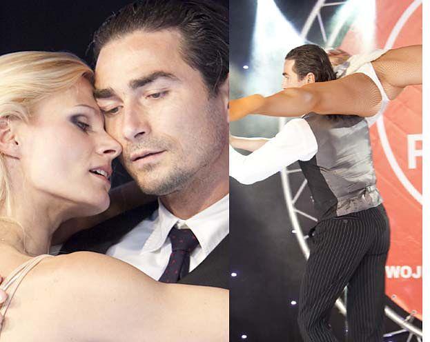 Nieprzyzwoite tańce Anny Głogowskiej... (FOTO)