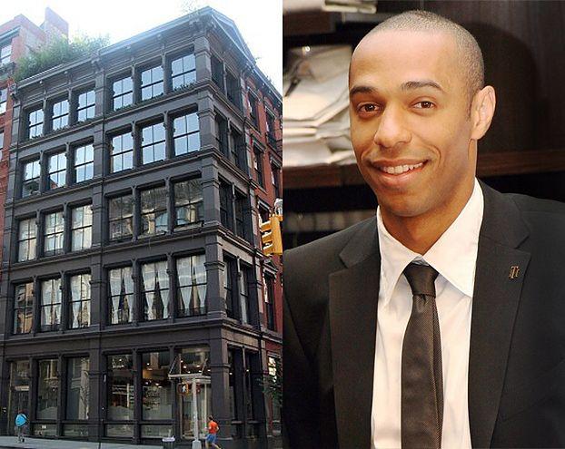 Thierry Henry kupił apartament ZA 15 MILIONÓW! (ZDJĘCIA!)