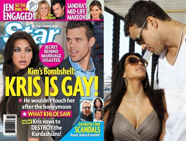 Kris jest GEJEM?!