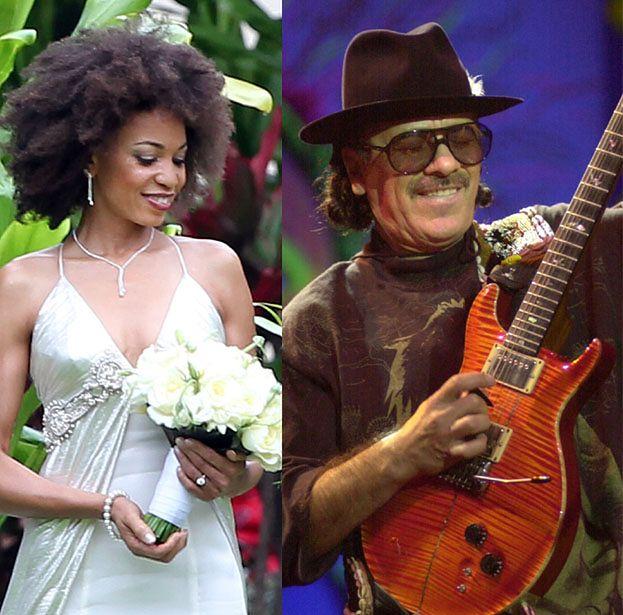 Carlos Santana wziął ślub!
