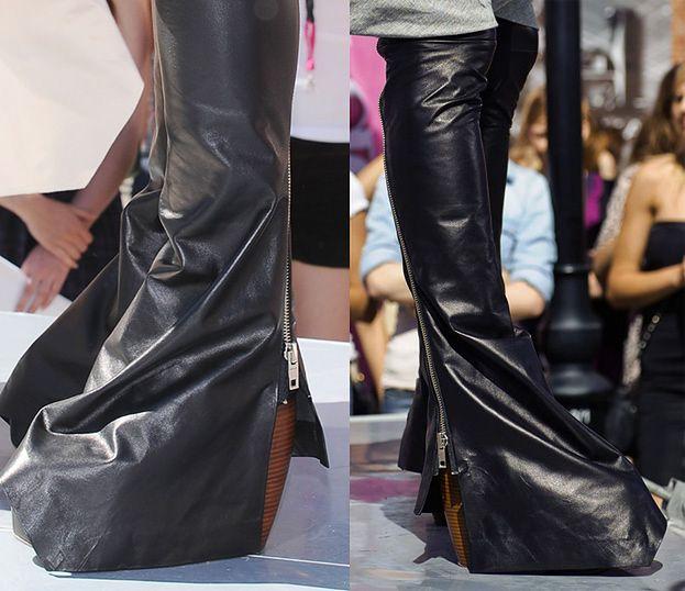 Czyje to buty? (ZDJĘCIA)