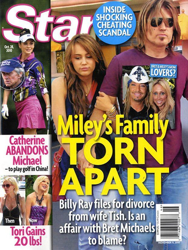 Rodzice Miley walczą o jej 150 MILIONÓW!