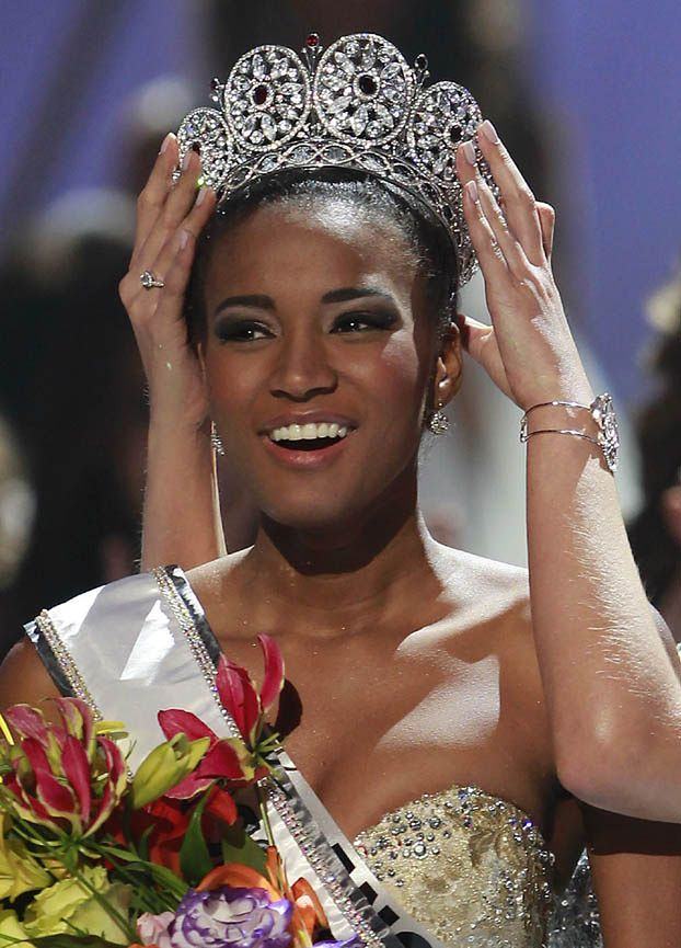 Oto nowa Miss Universe! (ZDJĘCIA)