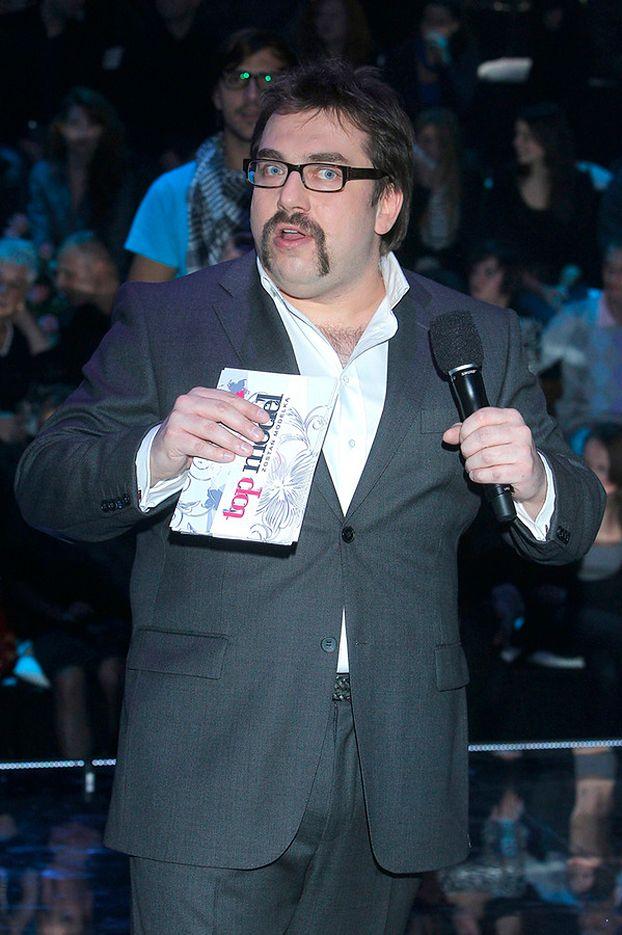 Węglarczyk chce zostać... prowadzącym X Factor!