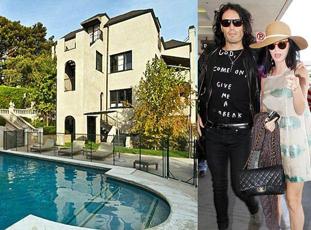 Katy Perry i Russel Brand sprzedają dom! (PIĘKNY?)
