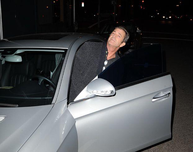 Mel Gibson MIAŁ WYPADEK SAMOCHODOWY!