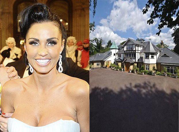 Katie Price sprzedaje dom! (ZDJĘCIA)
